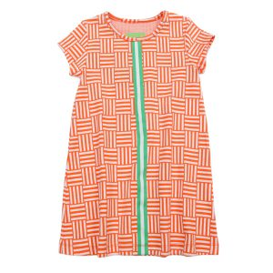 Lily Balou Aline Dress Jacquard Wicker