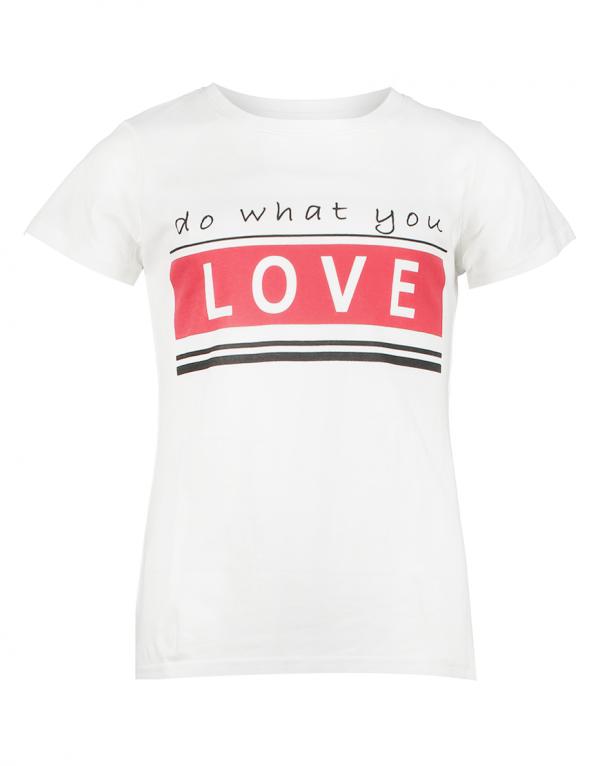 Geisha T-shirt Do What You Love