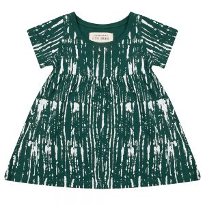 Little Indians Dress Destroyed Paint Rain Forest