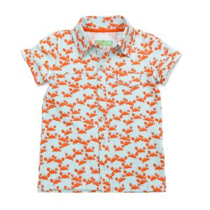 Lily Balou Jeff Shirt Crabs