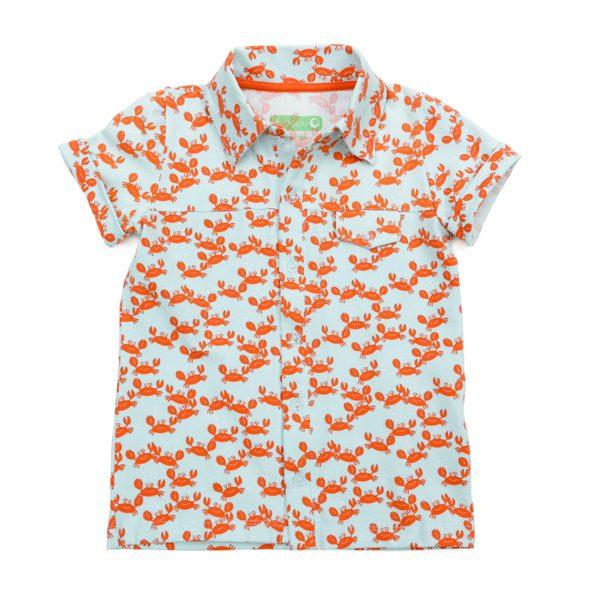 Lily Balou Jeff Shirt Crabs