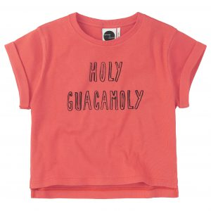 Sproet & Sprout T-SHIRT 'HOLY GUACAMOLY'