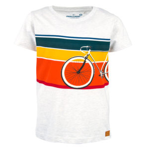 STONES and BONES T-shirt Russell Bike