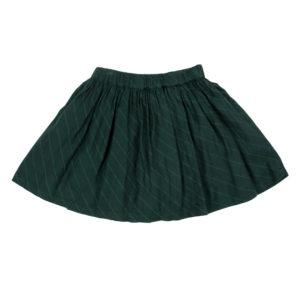 Lily Balou Adele rokje Diagonal Green
