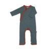 Froy & Dind jumpsuit zonder voetjes Fox