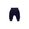 Froy & Dind pants Iggy deep blue velvet