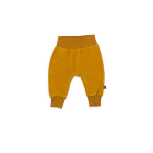 Froy & Dind pants Iggy mustard velvet