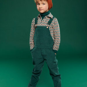 Lily Balou Jack Polo shirt Blocks Green