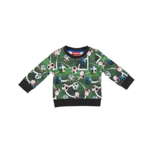 Someone sweater Goba Dark Green