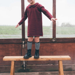 Sproet & Sprout hoge sokken Stripe