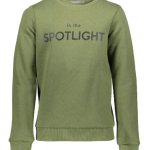 Geisha sweater Spotlight Army
