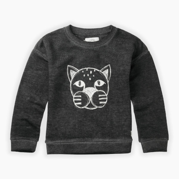 Sproet & Sprout Sweatshirt Panther head