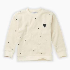 Sproet & Sprout sweatshirt dotsSproet & Sprout sweatshirt dots