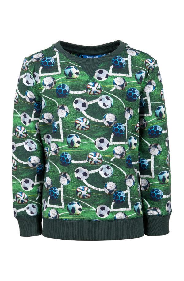 Someone sweater Goal Dark Green