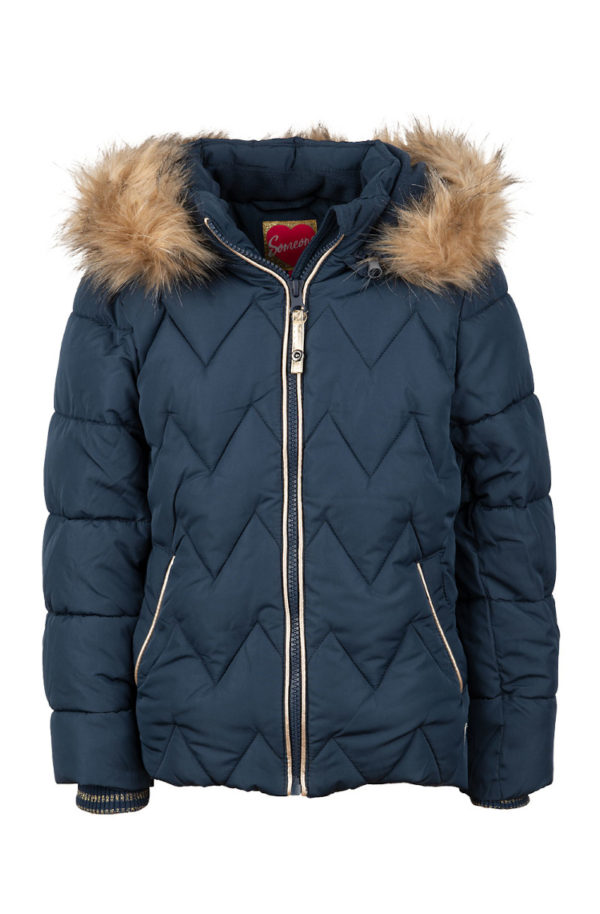 Someone jas Cocoon Navy