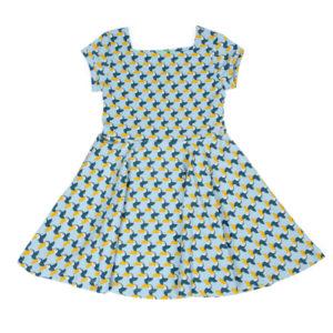 Lily Balou Kiki jurk Toucans