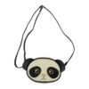Molo Panda Bag black white