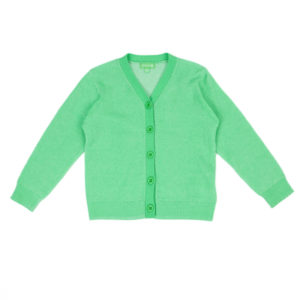 Lily Balou Armand Cardigan Poison Green
