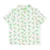 Lily Balou Julian shirt Palm Trees