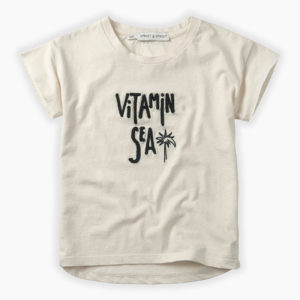 Sproet & Sprout T-shirt Vitamine Sea