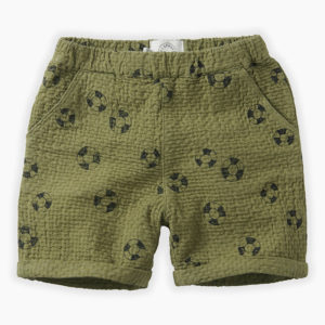 Sproet & Sprout short print Lifebuoy Tropical Green