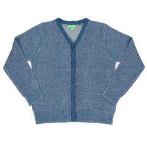 Lily Balou Armand Cardigan Real Teal