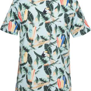 Someone T-shirt Aloha Aqua