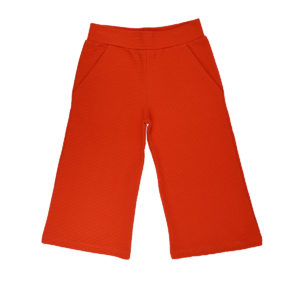 Baba Culotte Jacquard Red Dots