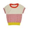 Baba Knitted Shirt Sweet Rose