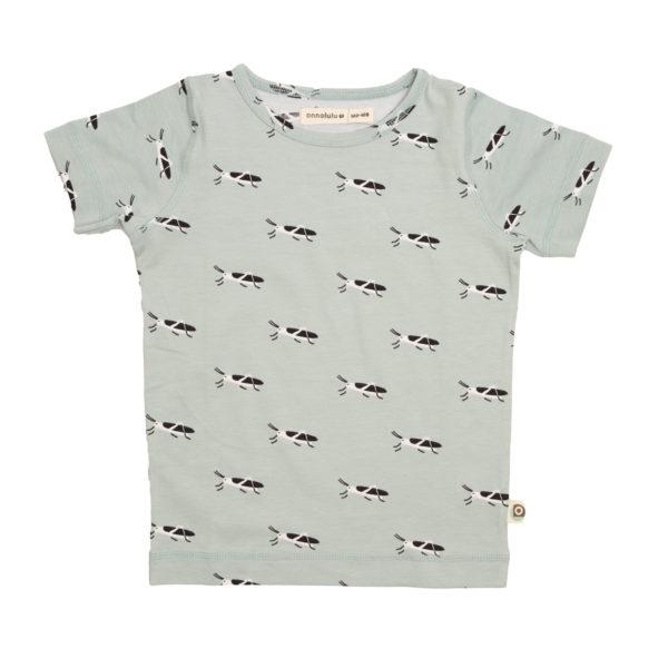 Onnolulu shirt Emi Grasshopper