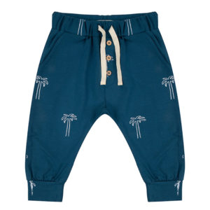 Little Indians broek Palmtrees Legion BlueLittle Indians broek Palmtrees Legion Blue