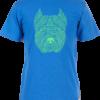 Someone T-shirt Theo Blue