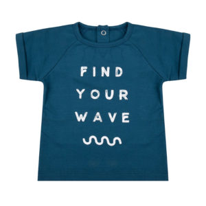 Little Indians Shirt Find Your Wave Legion Blue