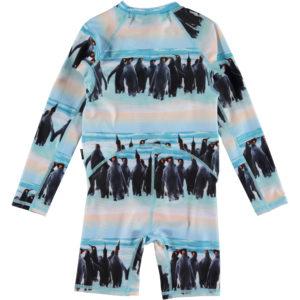 Molo Neka Penguin Stripe