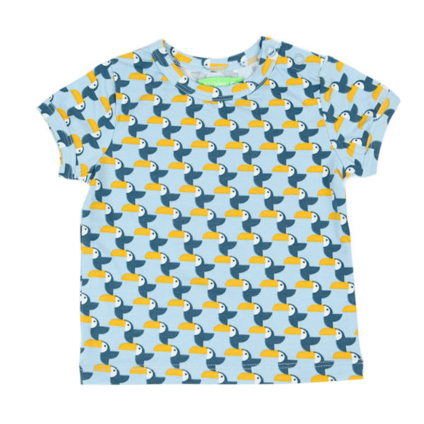 Lily Balou Kas Baby T-shirt Toucans