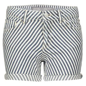 Geisha short navy/white