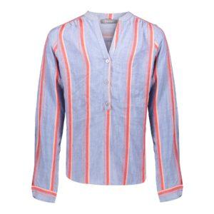 Geisha gestreepte blouse