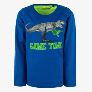 Stones and Bones longsleeve Skipper Game Time Electric