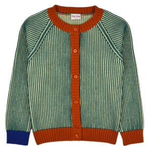Baba cardigan Pacific Stripes