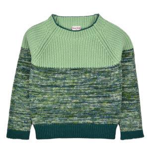 Baba pullover Aya Green