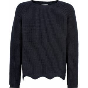 The New Olly knit sweater Navy