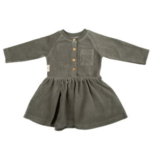 Little Indians jurk Corduroy Green