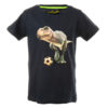 Stones and Bones T-shirt Russell-Rex Navy