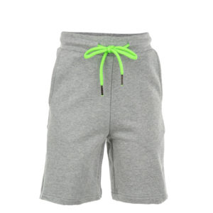 Stones and Bones short Grey
