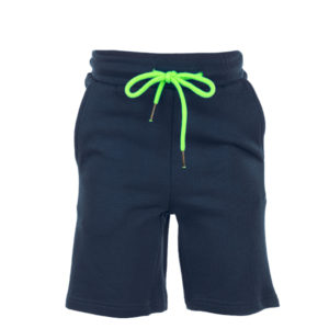 Stones and Bones short Navy