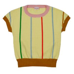 Baba Brielle shirt Anise Flower