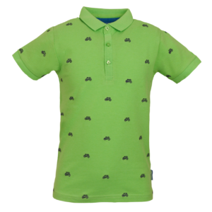 Someone Polo Cycle Fluo Green