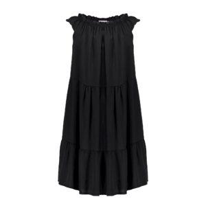 Geisha jurk zwart