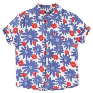 Lily Balou Floris Shirt Flower Power
