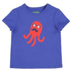 Lily Balou Louis T-shirt Dazzling Blue